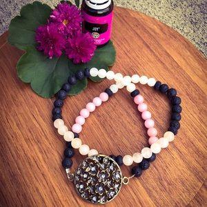 Jewelry - Mala Bead Wrap Bracelet 🌸🌚New Moon in Libra